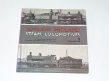 LONDON MIDLAND STEAM LOCOMOTIVES A PICTORIAL SURVEY... Volume 2 (Bradford Barton)